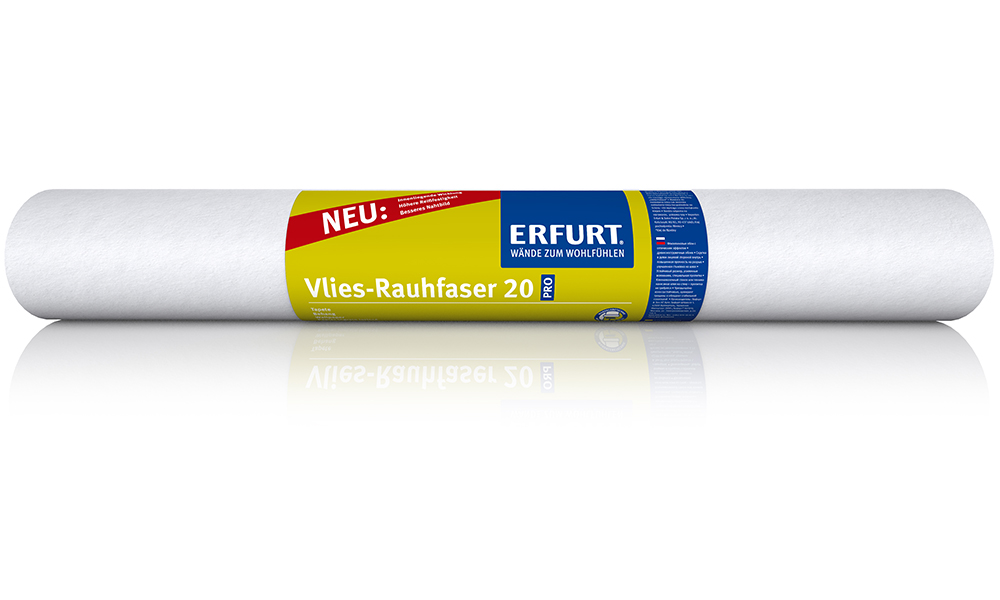 Vlies rauhfaser 20 erfurt for Rauhfaser tapeten